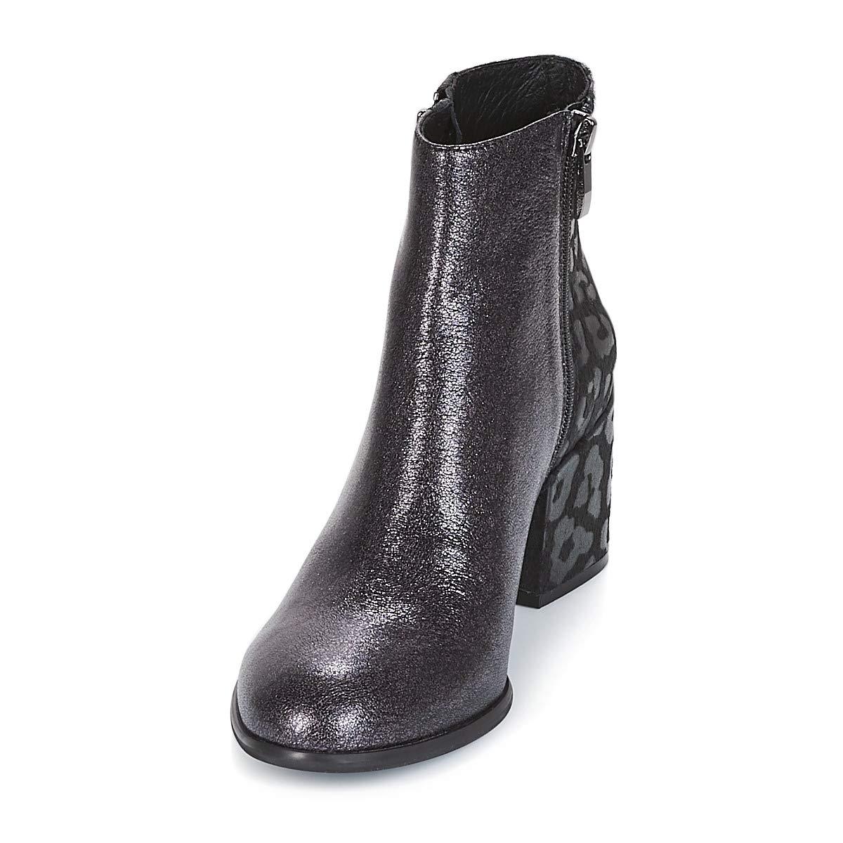 CAFÉ schwarz schwarz schwarz damen GRAUDE Schwarz Low Stiefel c98576