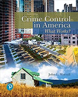 sense and nonsense about crime drugs and communities chapter 3 summary