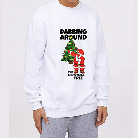 Morton PegfwaS Disfraz de Navidad más suéter de Terciopelo con ...