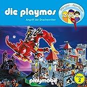 Angriff der Drachenritter (Die Playmos 2) | Simon X. Rost, Florian Fickel