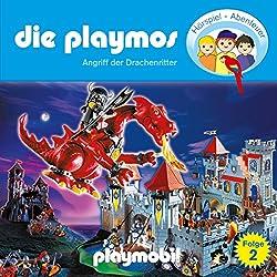 Angriff der Drachenritter (Die Playmos 2)