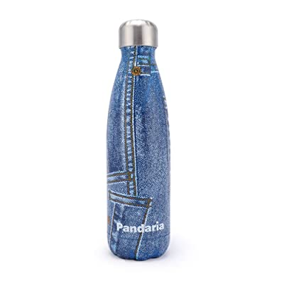 Pandaria 17oz Stainless Steel Vacuum Insulated Water Bottle