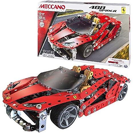 Meccano Tech Metallbaukasten Ferrari Spider