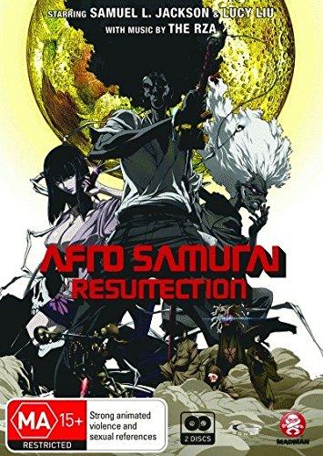 Afro Samurai Resurrection | Anime & Manga | NON-USA Format | PAL | Region 4 Import - Australia