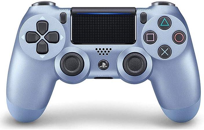 Oferta amazon: SXHX Controlador inalámbrico DualShock 4 para Playstation 4-Titaniumblue