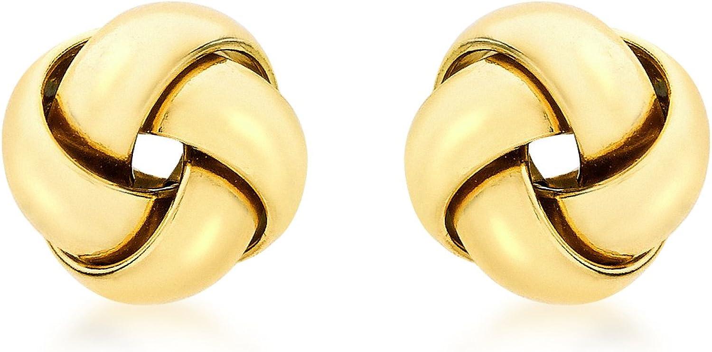 Carissima Gold Pendientes de mujer con oro de 9 k (375)