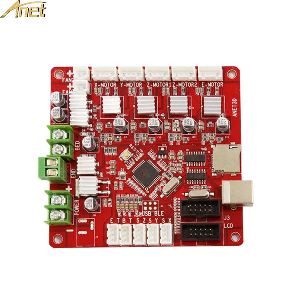 Motherboard Anet V1.5 12v Printer 3d A8 Reprap I3 Kit