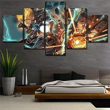 Mddrr Peinture Murale Murale Moderne Art Toile Hd Prints ...