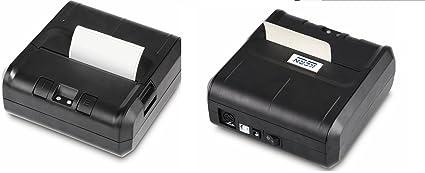 Impresora térmica RS-232 [Kern YKE-01] para imprimir pesas en ...