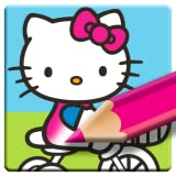 Hello Kitty Coloring Book - Free Trial Edition