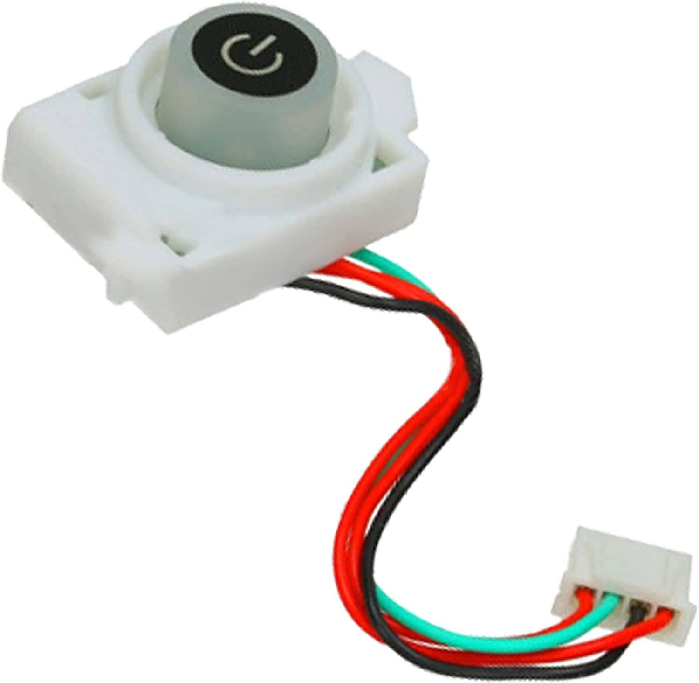 Spares2go Botón de encendido/apagado para la máquina de café DeLonghi Dolce Gusto Piccolo: Amazon.es: Hogar
