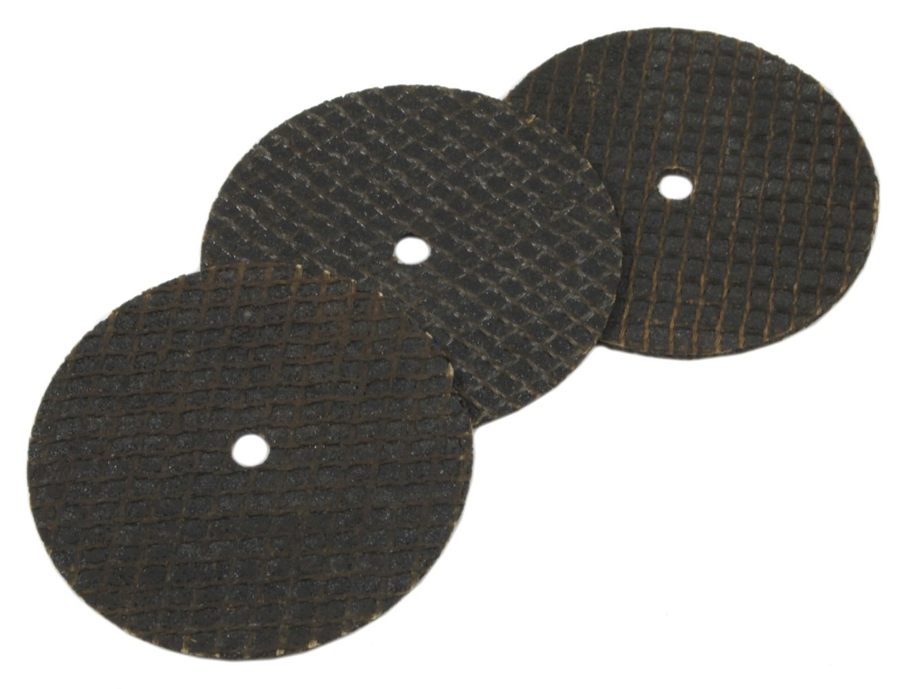 Forney 60215 Cut Off Wheel Replacements 3-Piece 1-1//2-Inch