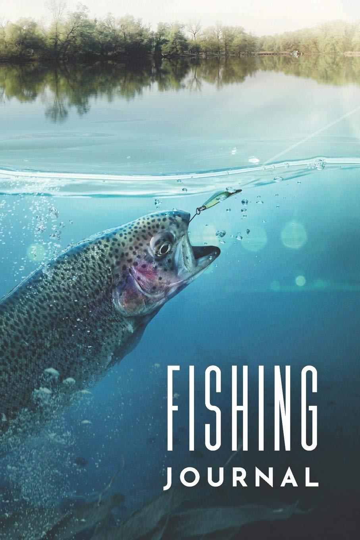 Fly Fishing Log Book Fishing Gift Fishing Journal Fly Fishing Diary