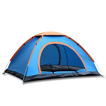 Pop Up Tent by Survival - Automatic u0026 Instant Setup - Lightweight 2-4 Person  sc 1 st  Amazon.com & Amazon.com : Pop Up Tent by Survival - Automatic u0026 Instant Setup ...