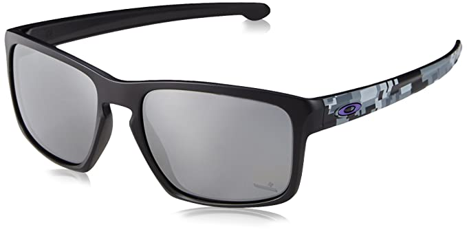 Amazon.com: Oakley - Gafas de sol polarizadas rectangulares ...