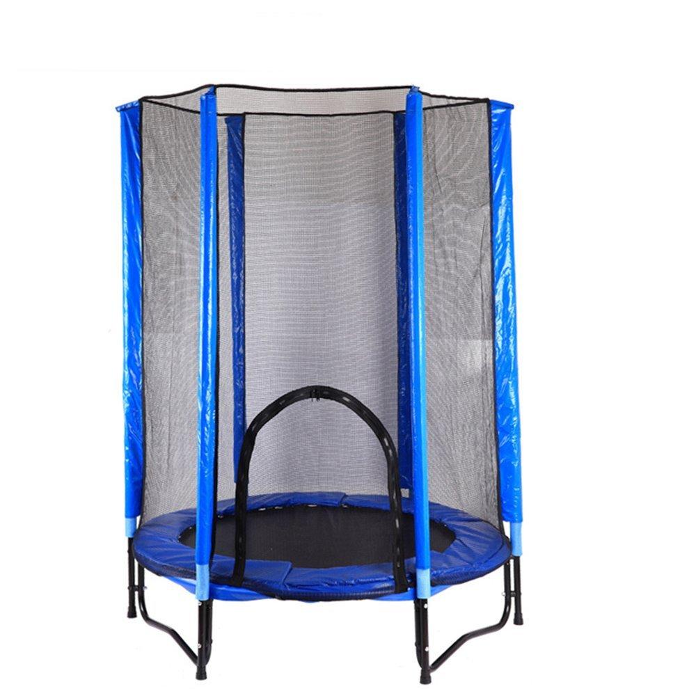 Wly&Home Trampolin, Indoor mit Sicherheitsnetz Frühling Trampolin, Kinder Outdoor-Bungee-Bett Hause Spielplatz Namens Schwerkraft