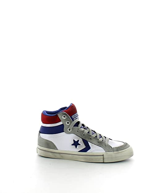 scarpe bianche uomo converse pro