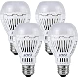 [Upgrade] 13W (100 Watt Equivalent) LED Light Bulbs, 5000K Daylight Super Bright 1600 Lumens LED Bulbs, Non-Dimmable…