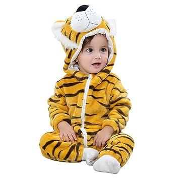 5c89bb1e6 Amazemarket 0-5 Years Baby Infant Jumpsuit Set Hooded Romper Super ...