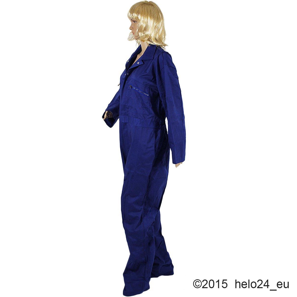 blauer Arbeitsanzug Overall Gr. 54  Amazon.de  Baumarkt fd019156d2