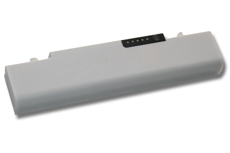 vhbw Batería Li-Ion 6600mAh (11.1V) Negra para Ordenador portátil Samsung NP-R519, NP-R530, NP-R540, NP-RF510 como AA-PB9NC6B, AA-PB9NC6W.