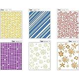 Sizzix Texturz Plates-Starter Kit 1 pcs sku# 632712MA