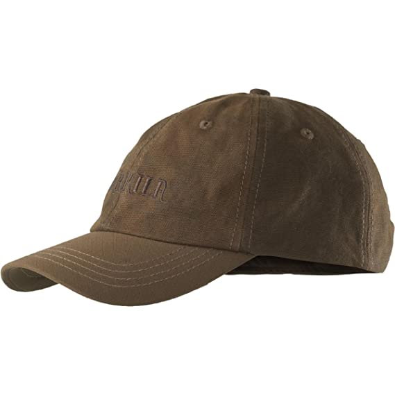 Harkila PH GAMA Gorra DARK ARENA Talla Única Marrón: Amazon ...
