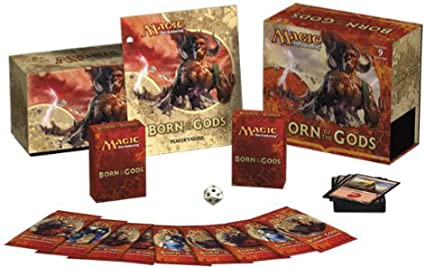 MTG Magic The Gathering Born of the Gods Player/'s Guide