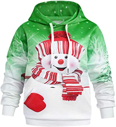 Christmas Snowman Costume for Baby Girl Sweatshirts Set Hooded Tops Outfits Sets
