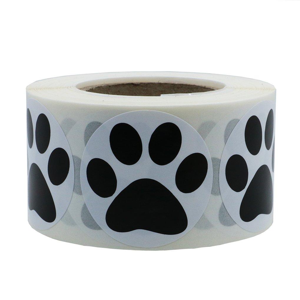 Amazon.com : Paw Print Curling Ribbon, 1/4\