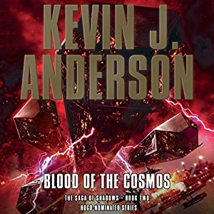Blood of the Cosmos Hörbuch