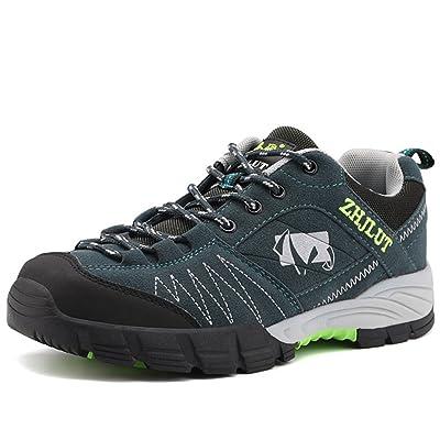 2017 Automne Hiver En Plein Air Hommes Chaussures Bas-Haut Anti-dérapant Trekking Chaussures 39-44