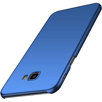 anccer Funda Samsung Galaxy J4 Plus [Serie Colorida] [Ultra-Delgado] [Ligera] Anti-rasguños Estuche para Carcasa Galaxy J4 Plus (Azul Liso): Amazon.es: ...