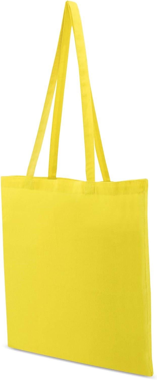 Bolsa asa Larga de algod/ón Personalizada con Foto y Texto totebag Custom