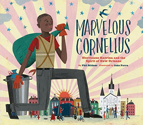 Marvelous Cornelius: Hurricane Katrina and the Spirit of New Orleans by Chronicle Books (Image #2)