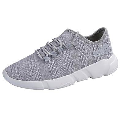 b79b6b0226bc FNKDOR Laufschuhe Herren Sneaker Leichte Sportschuhe Atmungsaktiv Mode Turnschuhe  Sport Schuhe (38 EU (CN