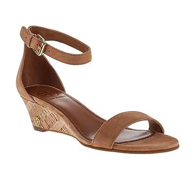 Savannah 45mm Wedge Sandal Royal Tan Size US 7