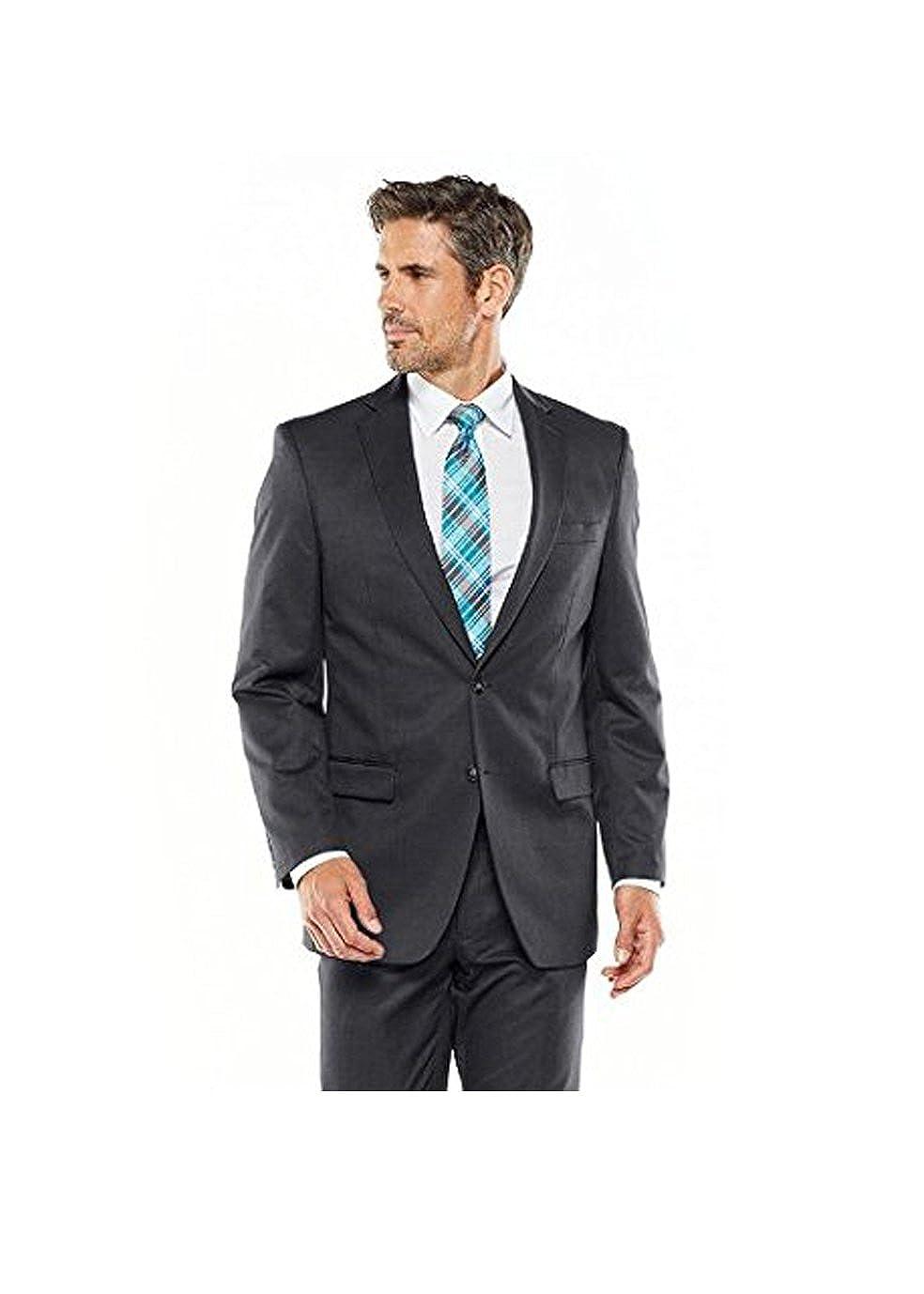 a67dab791c3 Van Heusen Mens Suit Separates Classic-Fit Patterned Suit Jacket ...