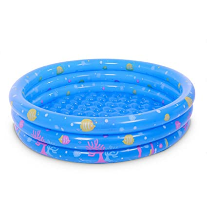 Amazon.com: Leadmall - Piscina inflable para niños – piscina ...