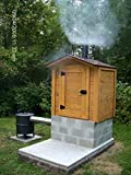 8' X 6' Smokehouse / Smoker Plans