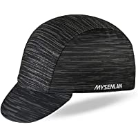 Mysenlan Men s Outdoors Sports Cycling Cap Bike Breathable Sun Caps Riding  Hat for Men d4ab08f0a4a