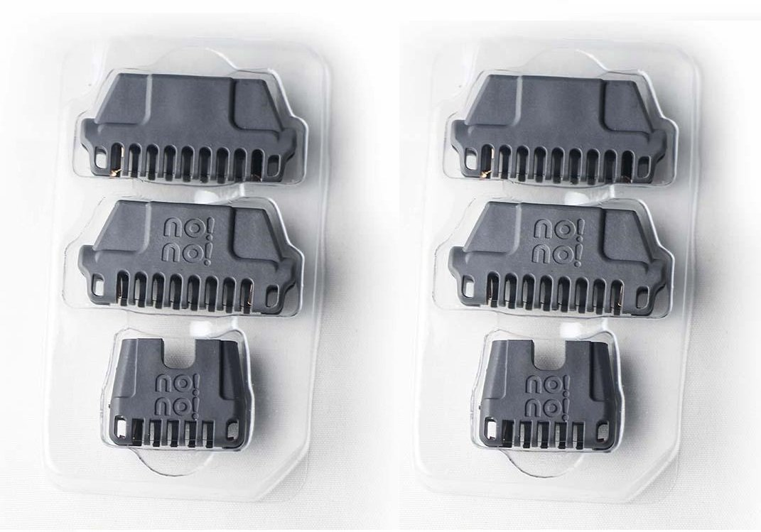 Refills for no!no! PRO5 PRO3 8800 Series ,6 THERMICON TIPS ,4 WIDE / 2 NARROW NoNo Hair tt-uk