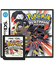 $34 » Pokemon Platinum Version Game Cartridge Card Sealed in Box Compatible with Nintendo DS/NDS/NDSL/NDSi/3DS/2DS Version (Reproduction Version)