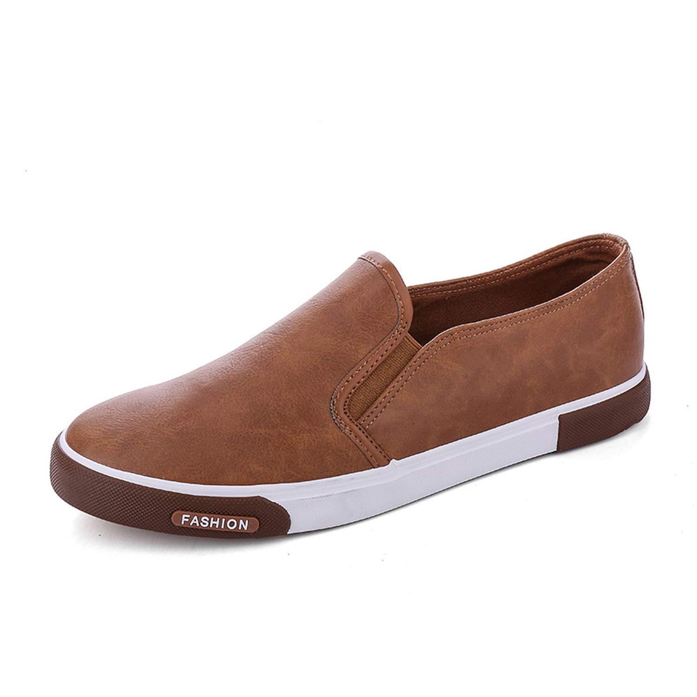 - High end Mens shoes Outdoor Men Loafers Walking shoes Men Casual shoes Men Leather shoes