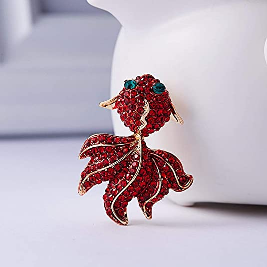 Cute Red Tomatoes Brooch Corsage Brooches Pins For Coat Shirt Decor Jewelry FI