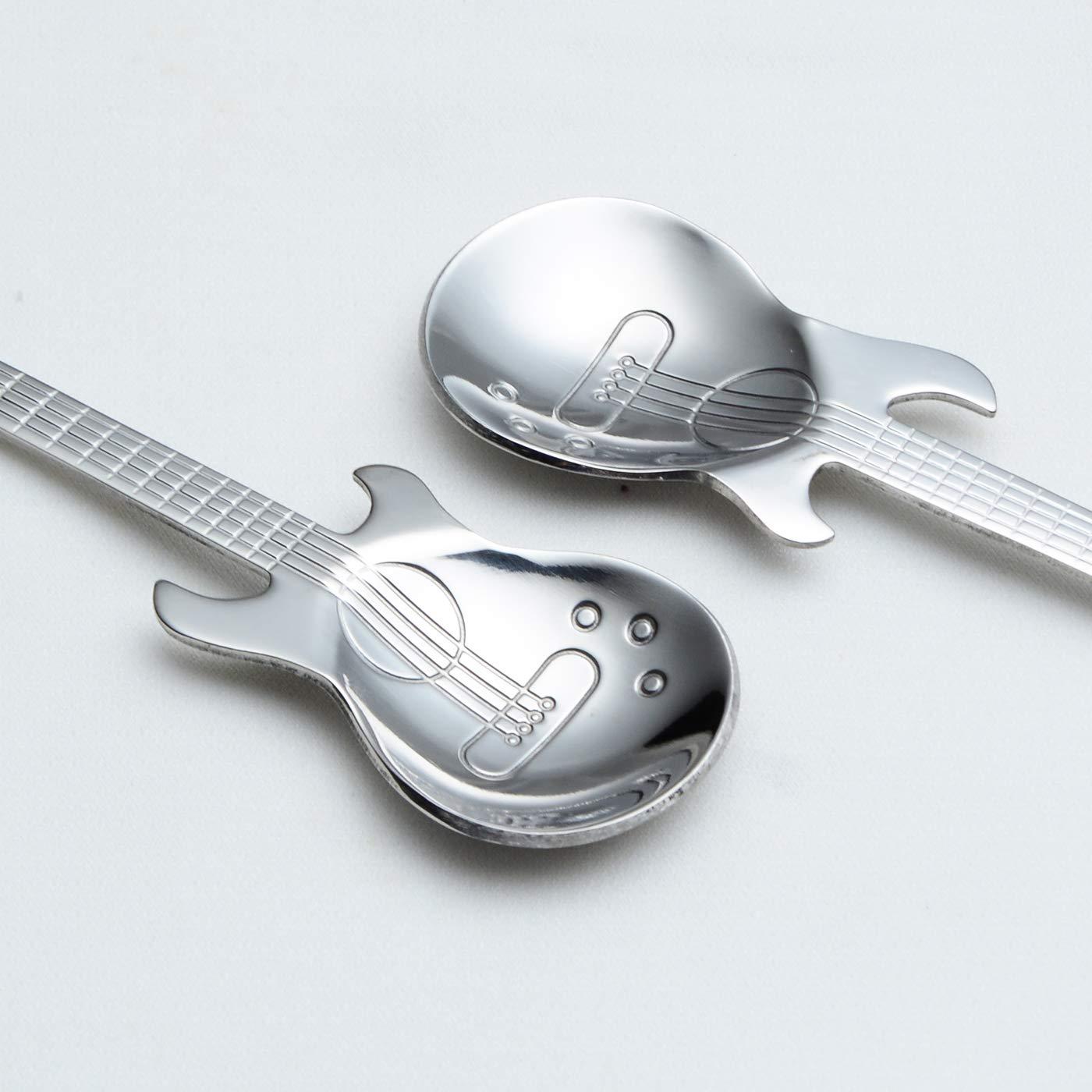 Amazon.com: IRONX - Juego de 6 cucharas de café para ...