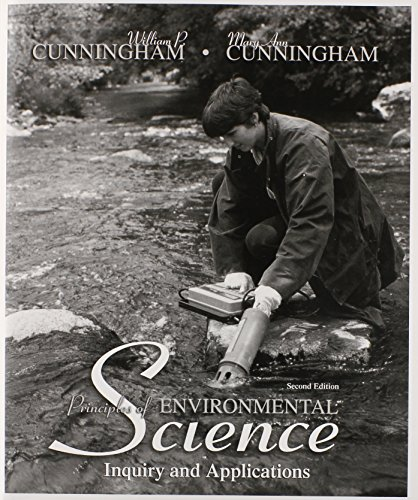 Environmental Science Cunningham Pdf