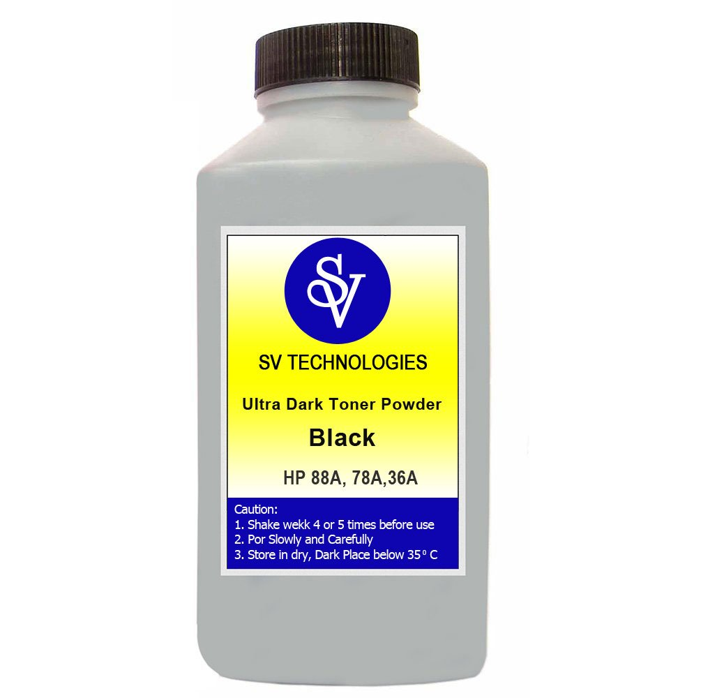 HP TONER POWDER EXTRA DARK FOR P1007 P1008 1213NF 1218 1216 128 126 1136  1536DNF 1606DN