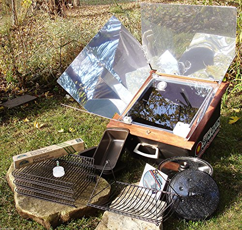 (USA Warehouse) All American SunOven Solar Cooker Turkey Holiday Package - Sun Oven -/PT# HF983-1754383791 by American