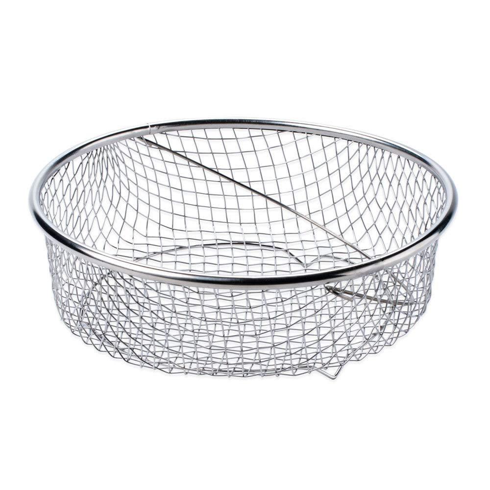 TableTop King Bourgeat 013230 Steamer Basket for 14 Qt. (13 Liter) Stainless Steel Pressure Cooker